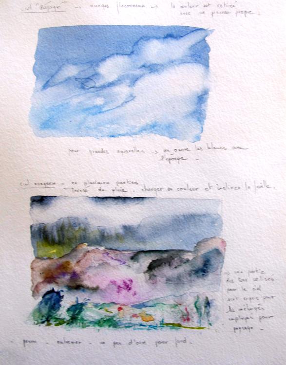 aquarelle-ciel-nuageux-3